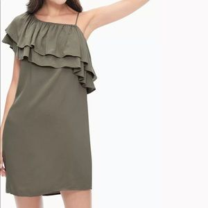 Splendid XS One Shoulder Party Casual Wear Dress